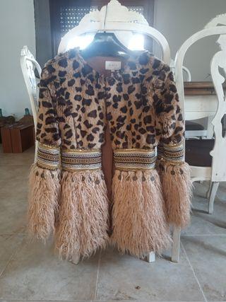 precioso abrigo original
