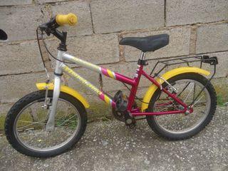 Bicicleta infantil 3 -5 años