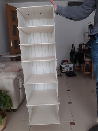 Organizador de armarios