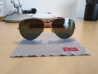 Gafas de Sol Ray-Ban Aviator originales (RB3025).