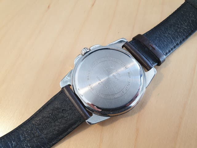 Casio Reloj de Pulsera MTP-1314P