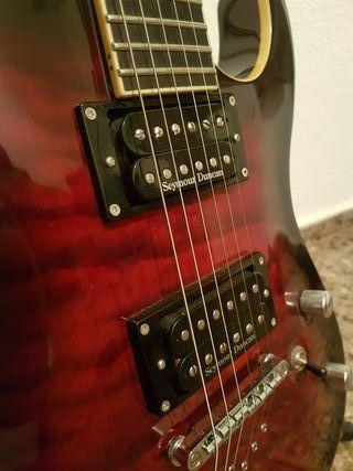 Guitarra eléctrica Washburn X50PRO