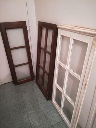 Restauración ventana para fotos... muebles