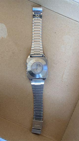 Reloj Seiko Calculadora 1978 ORIGINAL