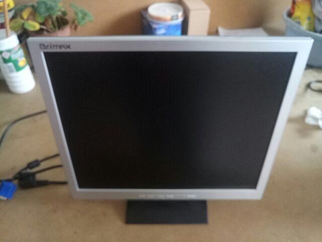 pantalla monitor ordenador