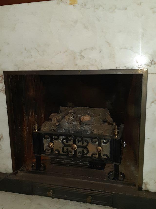 Chimenea Estufa Eléctrica