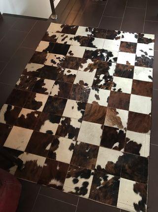 Alfombra patchwork potro