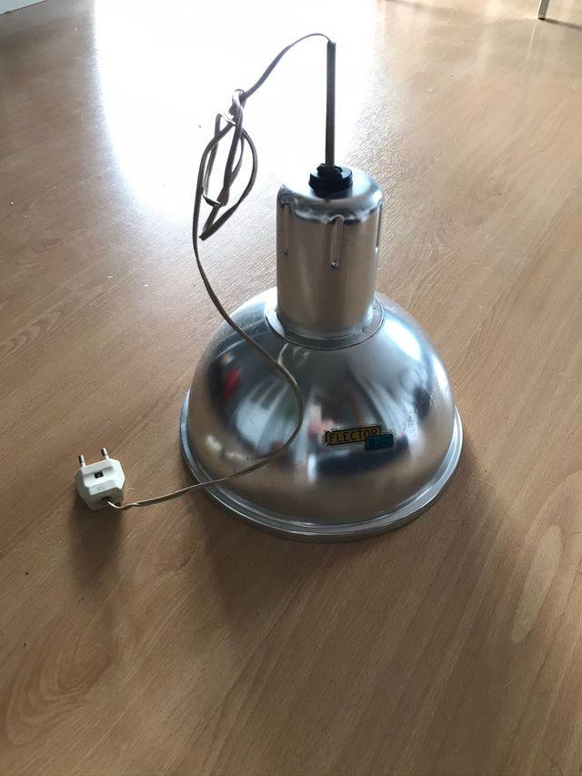 Lámpara industrial BJC Vintage Luz Flexo