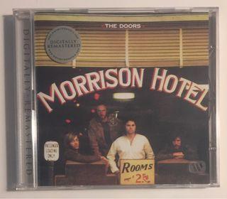 THE DOORS Morrison Hotel Disco Cd