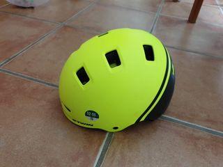 Casco Btwin de niñ@ para bici, monopatín, etc...