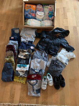 Pack Invierno Ropa Niño 18-24 meses + REGALO