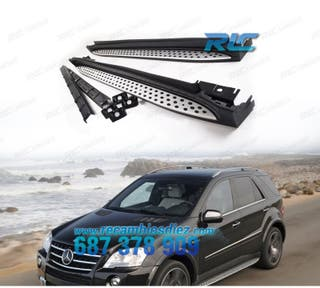 ESTRIBERAS LATERALES MERCEDES CLASE ML W164