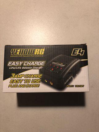 Cargador baterias LiPo/LiFe
