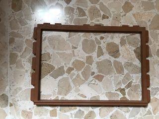 Playmobil marco interior casa victoriana 5300