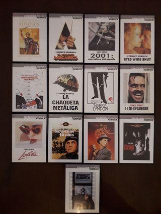 Colección Stanley Kubrick (DVD)