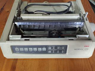 impresora matricial Oki 3390