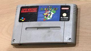 Videojuegos Super Nintendo SNES