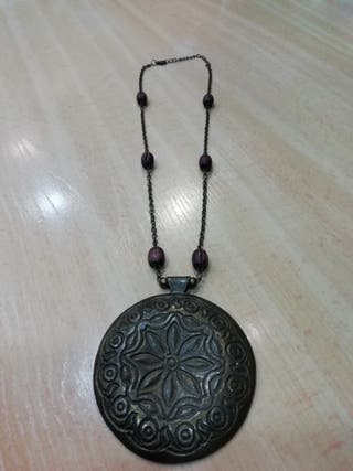 collar tibetano estilo hippie nuevo