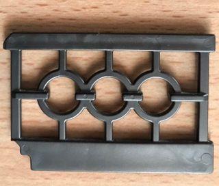 Playmobil baranda lateral balcón casa victoriana