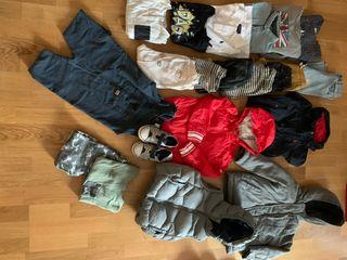 Pack Ropa Invierno Niño 3-4 años