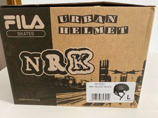 Casco skate FILA NRK nuevo