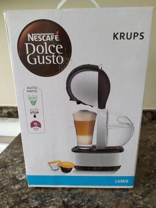 Cafetera Krups Lumio Nestlé Dolce Gusto