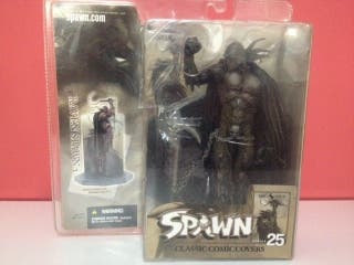 Raven Spawn Cassic Comic Covers serie 25