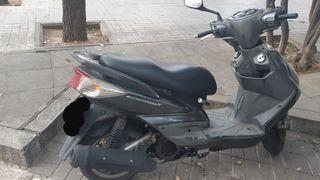 Yamaha Cygnus X 125