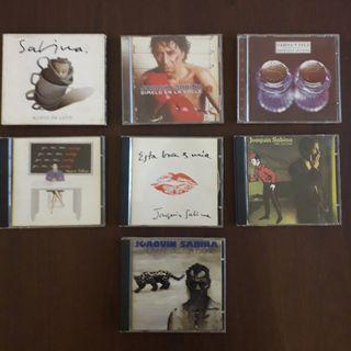 Joaquín Sabina - 7 discos (CD)