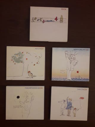 John Lennon - Anthology (caja 4 CDs + libreto)