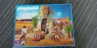 Esfinge Playmobil