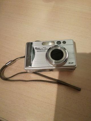 Cámara de fotos Werlisa WD8200