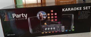 karaoke nuevo a estrenar