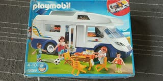 Caravana Playmobil 4859