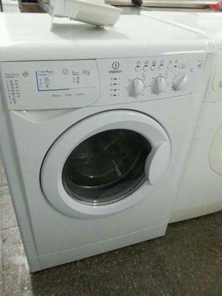 Lavadora secadora indesit con transporte i garantía