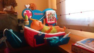 juguete enfermería Nenuco