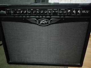 Amplificador guitarra valvulas
