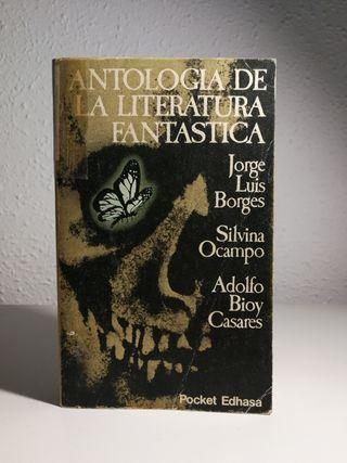 Antología de literatura fantástica.