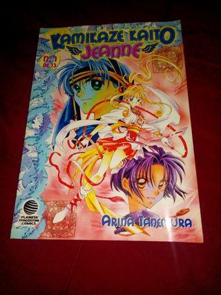 Manga Kamikaze kaito Jeanne tomo 1