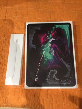 Ipad Pro 11 pulgadas 256gb y apple pencil 2agen