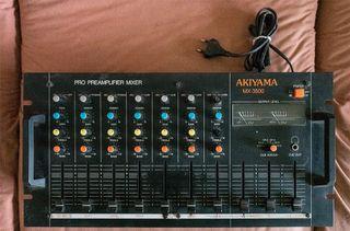 Mezlador Audio Akiyama