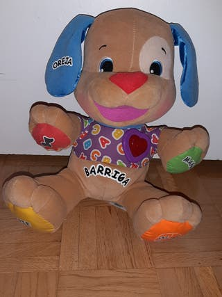 Peluche musical Fisher Price
