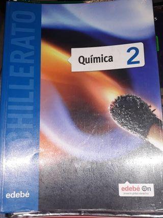 QUIMICA 2 BACHILLERATO EDEBE