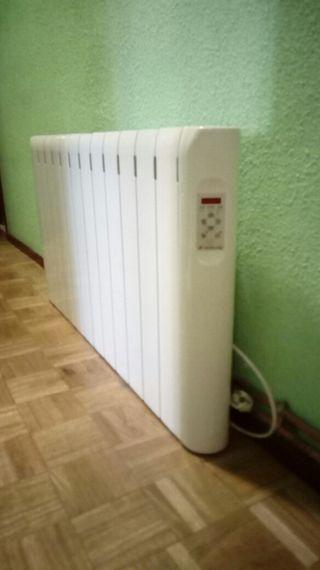 emisor térmico Haverland de bajo consumo.