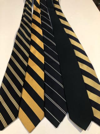 Corbatas Façonnable 100% seda