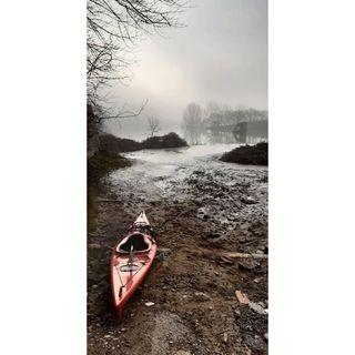 kayak travesia mar y rio
