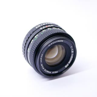 Objetivo Fujinon 50mm 1.9