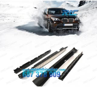 ESTRIBERAS LATERALES BMW X1 E84 09-12
