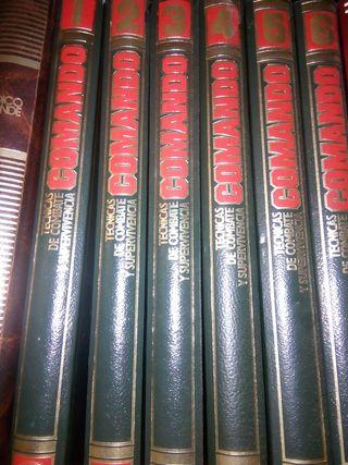 enciclopedia Comando