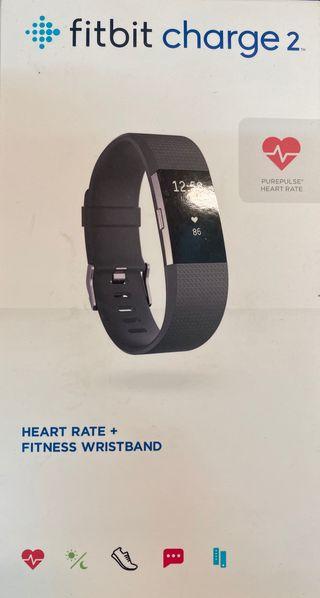 Fitbit charge 2 con correa nike de REGALO